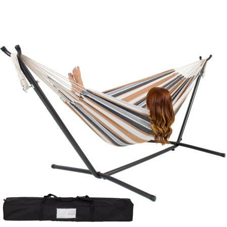 3.Top 10 Best Hammock with Space-Saving Steel Stand Review