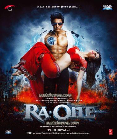 5. Ra One Bollywood Movies