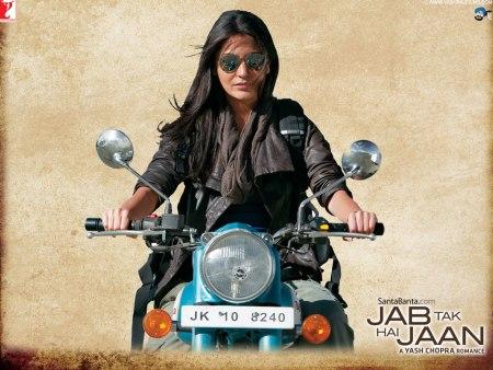 7. Jab Tak Hai Jaan Bollywood Movies