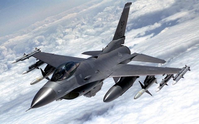 Fighter Jets in the World 2016