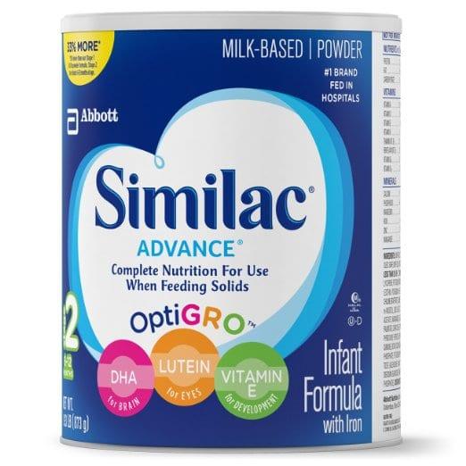 Ten Best Formula Milk For Babies 6 12 Months Top 10