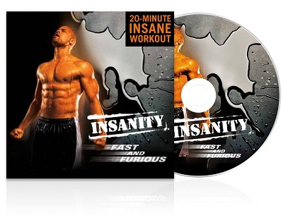 Lose-Weight Workout DVD for Men