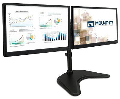 Top 10 Best Dual Monitor Stands In 2018 Buyers Guide Top