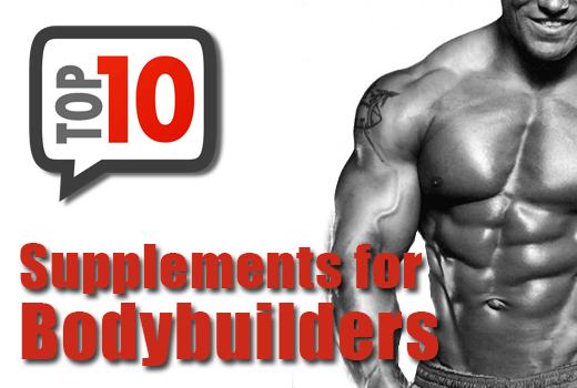 best bodybuilding supplements 2013