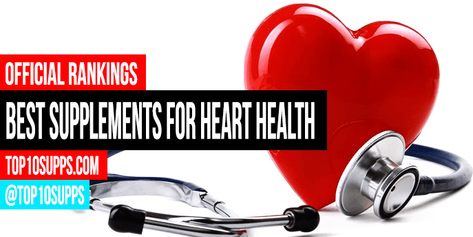 10 Best Supplements For Heart Support To Consider  Top10supps