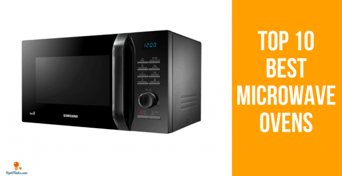 best convection microwave ovens in