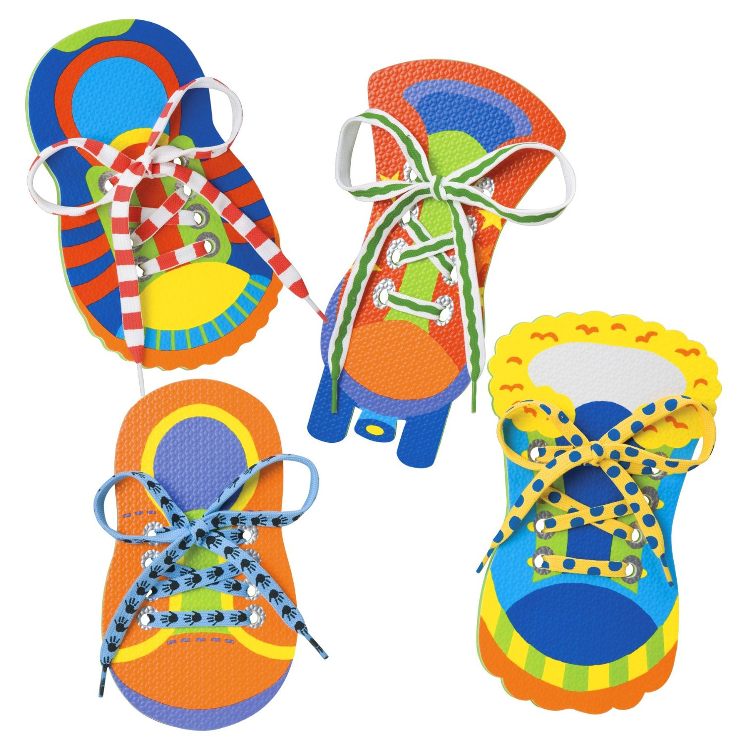 Top 10 Toys That Teach Your Child How To Tie Their Shoes