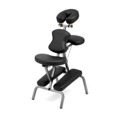 Ataraxia Deluxe Lightweight, Portable Folding Massage Chair.