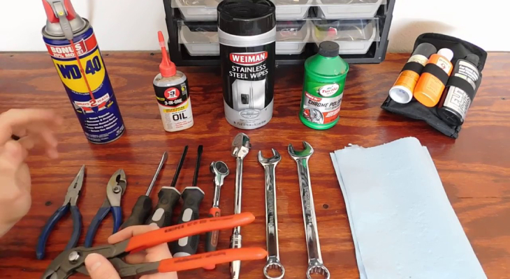 How to Maintain Tools and Equipment