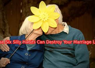These 6 Silly Habits Can Destroy Your Marriage Life