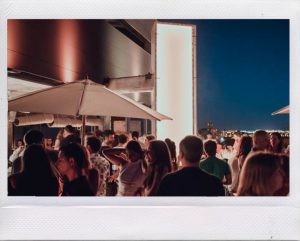Top10Valencia - La Azotea Sky Bar Lounge