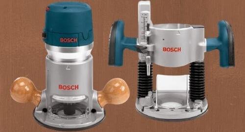 Bosch 1617EVSPK Wood Router Combo Kit Review