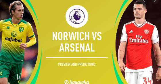 Norwich City vs Arsenal 2