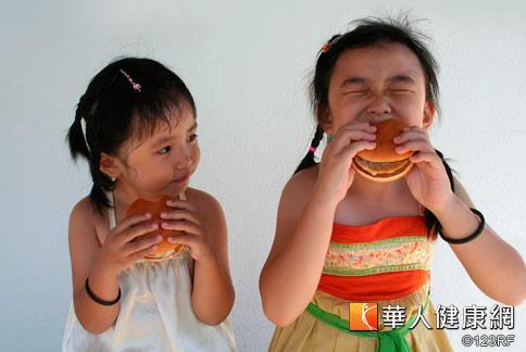 學齡兒童拒肥 三餐熱量1:2:2 | 華人健康網