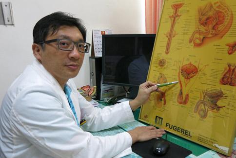 蛋蛋疼痛恐睪丸扭轉 把握黃金治療   華人健康網