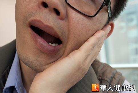 喀一聲嘴歪了!顳顎關節癥候群作祟   華人健康網