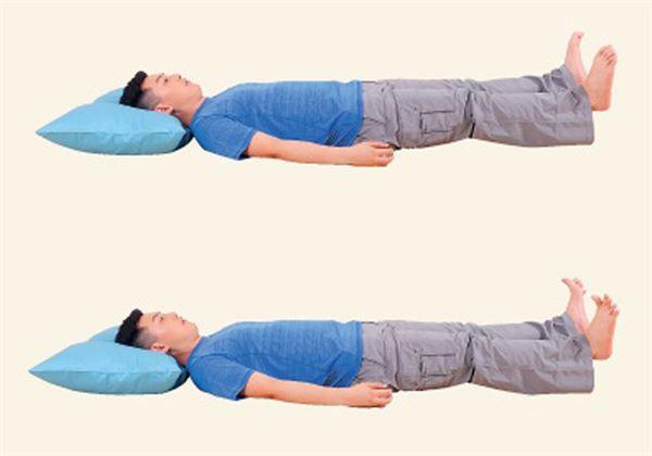 腰腿疼痛?睡前2動作開骨盤去痠痛   華人健康網