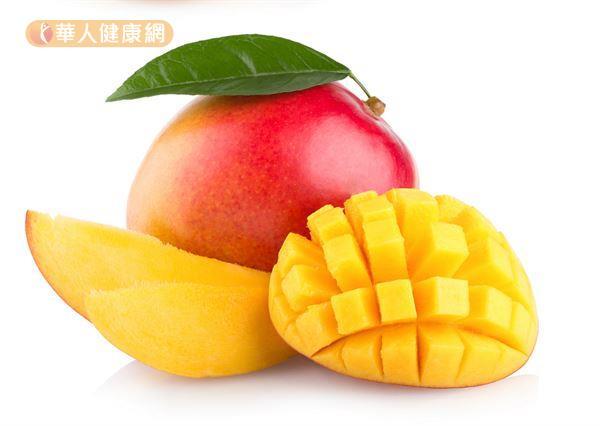 芒果「毒」不能吃?芒果多酚防乳癌 | 華人健康網