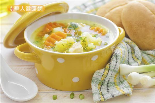 秋天降火去燥 巧喝7道瘦身湯 | 華人健康網