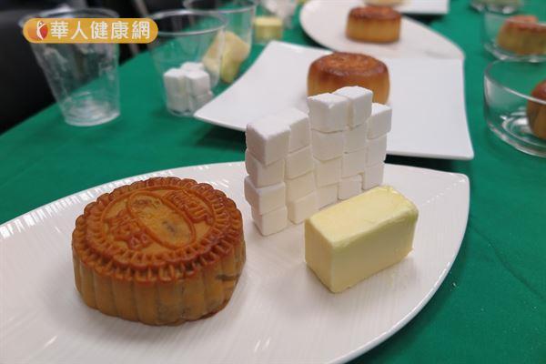 好肥!1顆廣式雙黃月餅熱量=3碗白飯   華人健康網