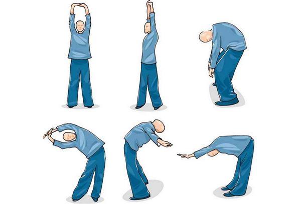 完勝僵直性脊椎炎!6動作有效紓緩   華人健康網