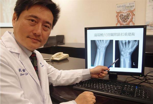 女護理師手腕一動就痛 竟是橈尺骨關節脫位   華人健康網