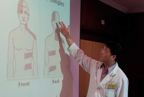 高齡罹患飛蛇 好發帶狀皰疹後神經痛   華人健康網