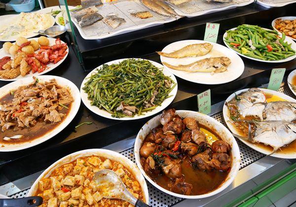 上班族必看!自助餐挑對菜色 總熱量不到600卡 | 華人健康網