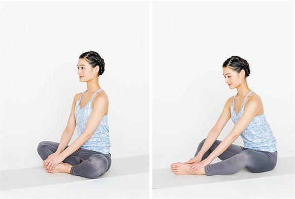 消除下半身寒冷,恢復活力等功效的西藏回春瑜珈 - 養生志