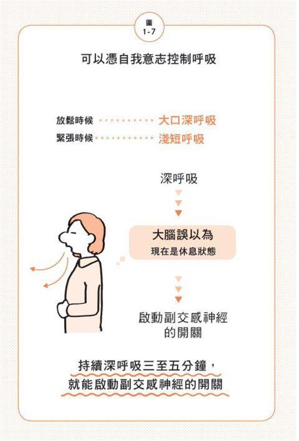 想調整自律神經?先從「減少」呼吸次數開始。專家圖解法大公開 | 華人健康網