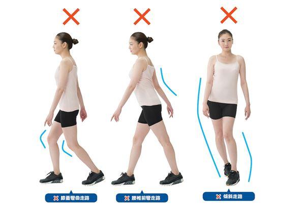 你的身體「歪斜」了嗎?小心6種NG走路姿勢害健康,專家教你檢視走對了沒   華人健康網
