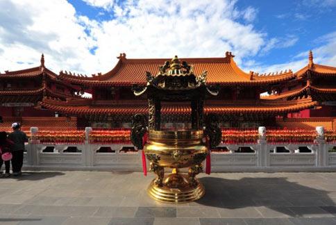 神明銀行在哪?紫南宮,文武廟必拜   旅遊趣   放輕鬆   華人健康網