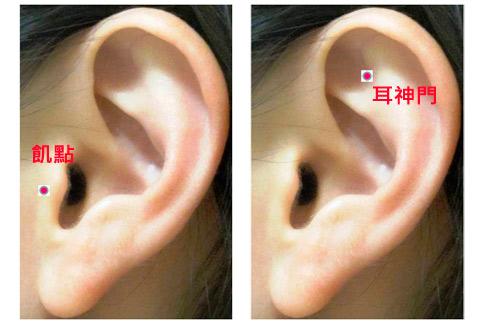 擁抱小鳥胃 勤按耳穴食慾掰掰   張文馨   中醫減肥   減重塑身   華人健康網