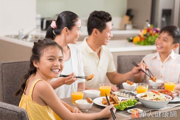 吃晚餐容易胖?飲食減重熱線5問答-華人健康網-良醫健康網
