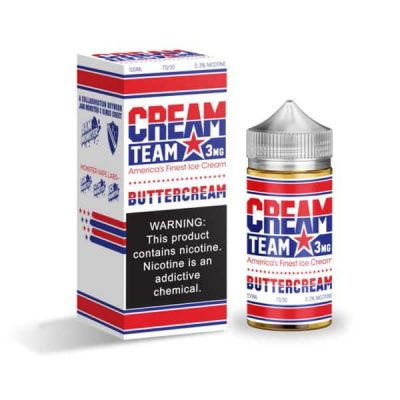 نكهة فيب – Cream Team Buttercream