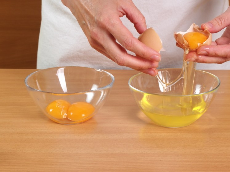 Egg Yolk for Stretch Marks
