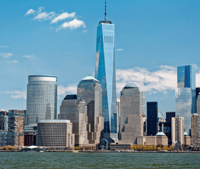 One World Trade Centre world's 6th tallest building