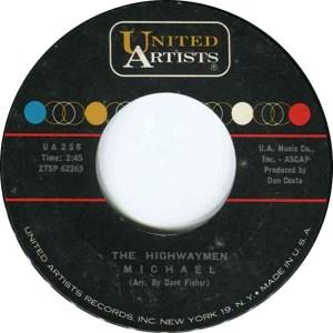 the-highwaymen-michael-1960