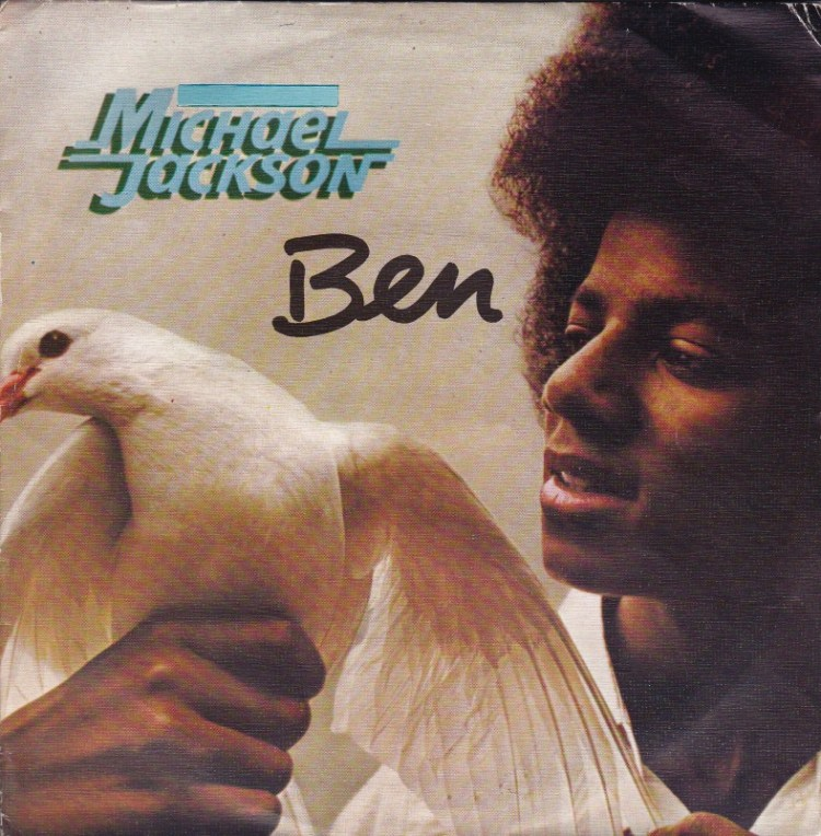 Michael Jackson - Ben record cover