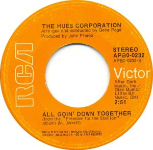 the-hues-corporation-all-goin-down-together-rca-2