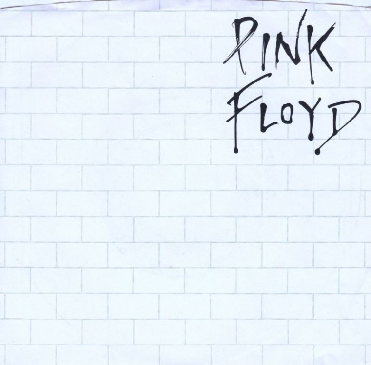 Pink Floyd Another Brick in the Wall Part II record cover