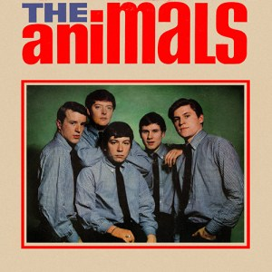 the animals debut lp