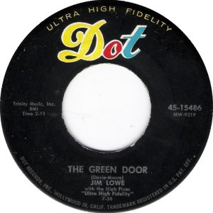 jim-lowe-with-the-high-fives-the-green-door-dot