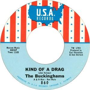the-buckinghams-usa-kind-of-a-drag-1966-2