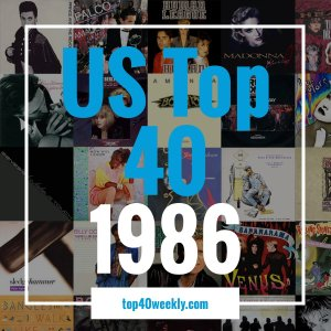 US Top 40 1986 Product Image Cover