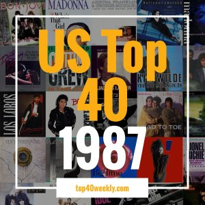 US Top 40 1987 Product Image Cover