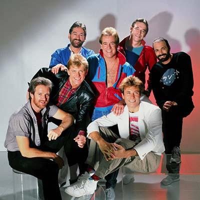 Chicago band promo image circa 1980's