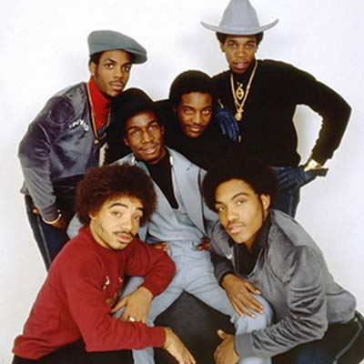 Grand Master Flash and The Furious Five circa 1980's