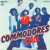 Commodores - Still record cover 1979