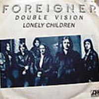 Foreigner - Double Vision record cover 1978